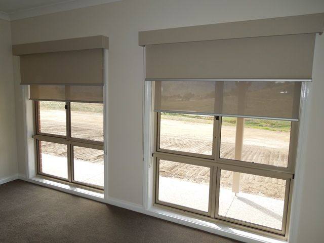 dual roller blind with bonded pelmet - Google Search
