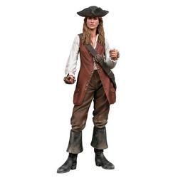Elizabeth Swann Piratas Do Caribe Série 2 Neca