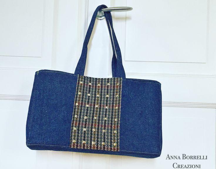 Come realizzare la borsa shopper 2.0 step by step