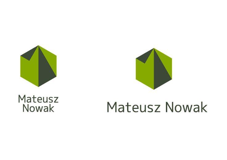 Mateusz Nowak - logo 2014 #logo #design #komwiz