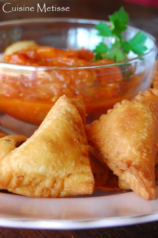 Pastels – beignets de poisson à la mode sénégalaise | Cuisine Metisse