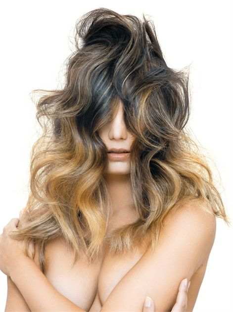 Global Warming: Summer-Perfect Red, Brunette and Blonde Color by the L'Anza Global Creative Team - Hair Color - Modern Salon