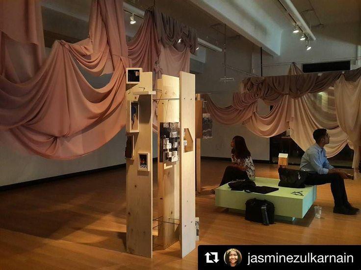 Repost From Master Of Interior Architecture Student Jasminezulkarnain The Venice Phoenix Exhibition In Our Design Gallery Professor Bernardis