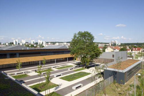 Collège Luis Ortiz - Schulgebäude in Saint-Dizier - heinze.de