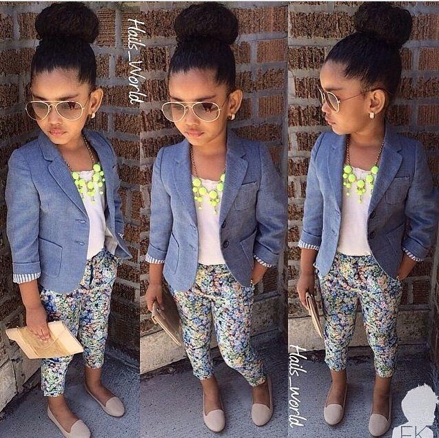 little girl outfit idea