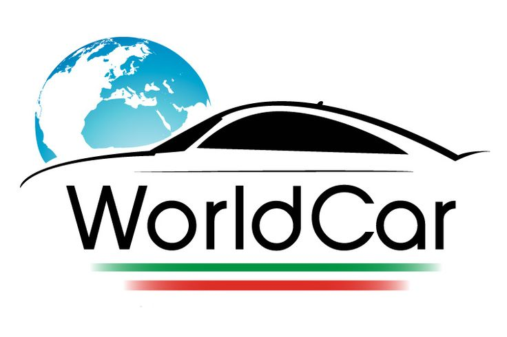 World Car logo. i dislike this logo. i think only two colours would work better. the blue earth could have been turned to green.