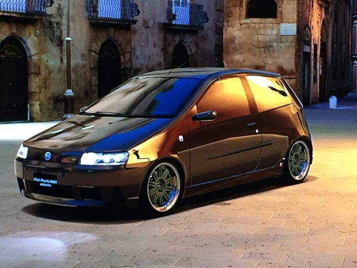 FIAT PUNTO HGT ABARTH '00 fun little car for banger money £300-£900