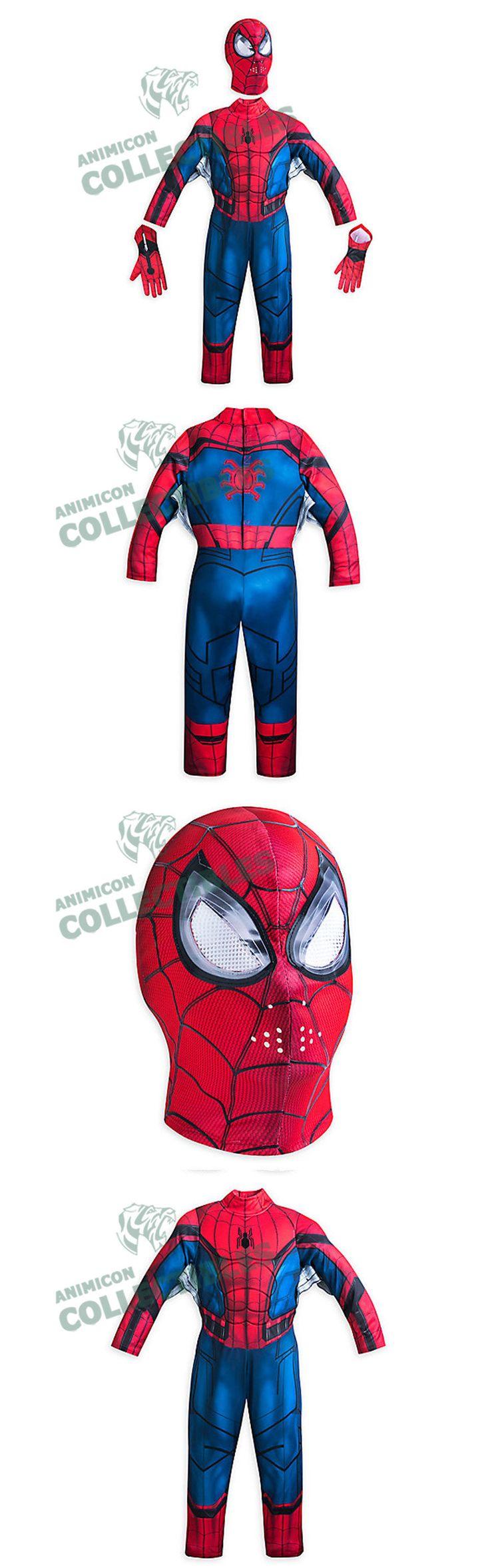 Best 25+ Spiderman costume for kids ideas on Pinterest | Mens face ...