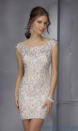 1000  ideas about Short Sparkly Dresses on Pinterest - Short long ...
