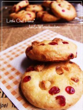 「粒ジャムHomeMadeスコーン」kanatable | お菓子・パンのレシピや作り方【corecle*コレクル】