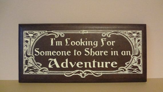 Gandalf, Lord of the Rings, LOTR, Tolkien Quote, Laser Engraved Plaque, Wedding Sign, Gift on Etsy, Sold
