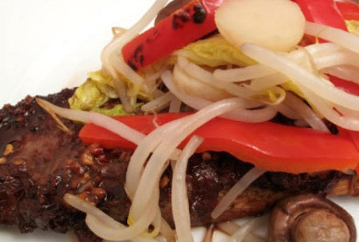 Created by Standard Market in Westmont, Ill., this is a basic Asian marinade…
