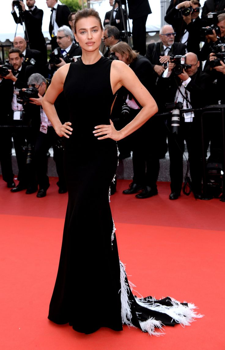 Irina Shayk at Cannes Film Festival 2016: What Everyone Wore on the Red Carpet - Cannes Film Festival 2016: What Everyone Wore | wmag.com