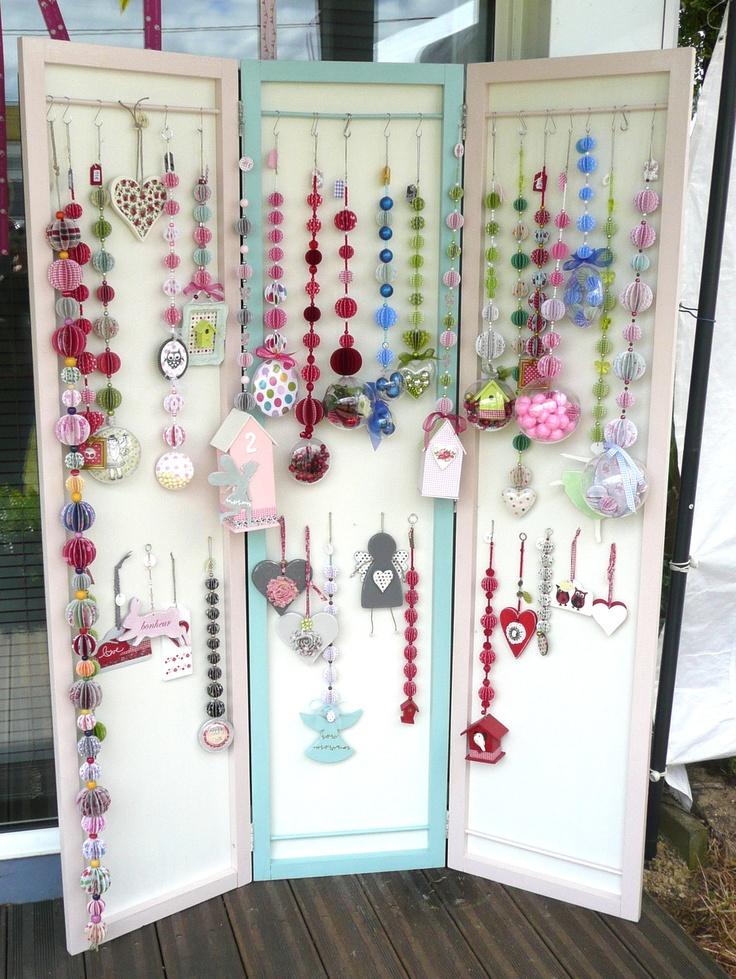 Die besten 25 stall display ideen auf pinterest kleine - Kleiderablage ideen ...