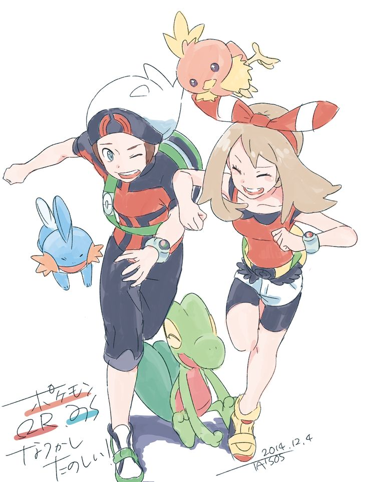 99 best images about franticshipping on pinterest mudkip for Bano akira gardevoir