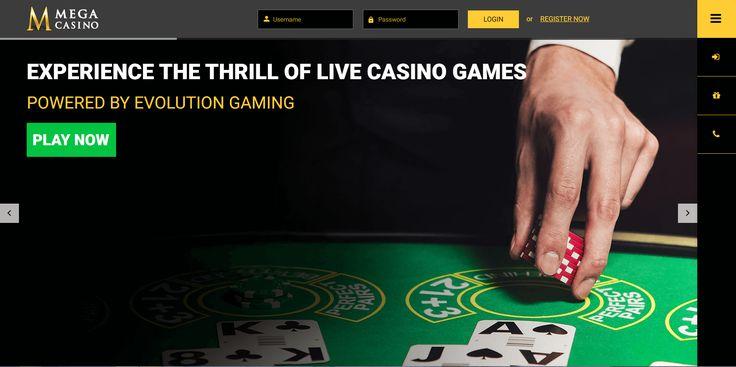 Profitez des meilleurs sites de jeux de casino et de machines à sous en ligne comme Mega casino pour passer de bons moments en ligne.