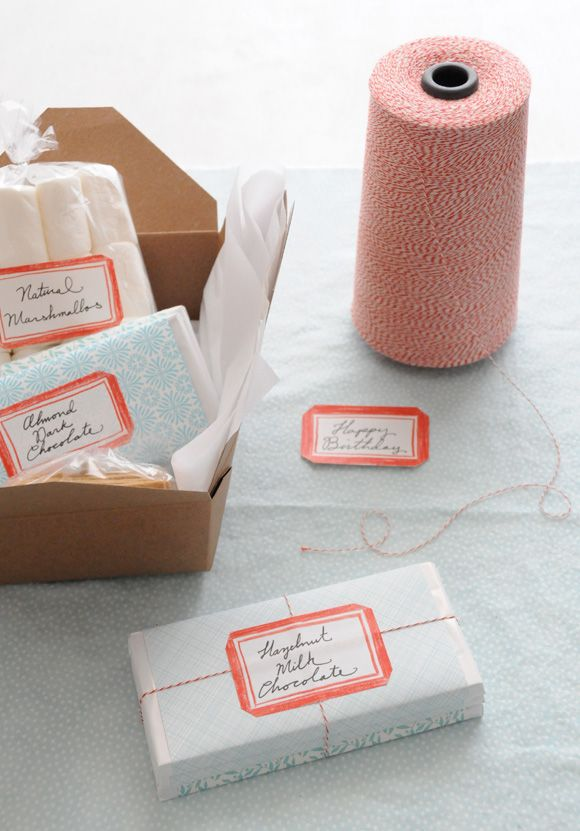 A DIY S'moresKit - Home - Creature Comforts - daily inspiration, style, diy projects + freebies