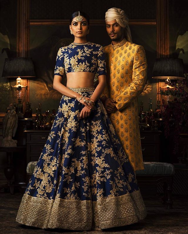 #Sabyasachi #Couture2016 #FIRDAUS #HeritageBridal #WinterWeddings…