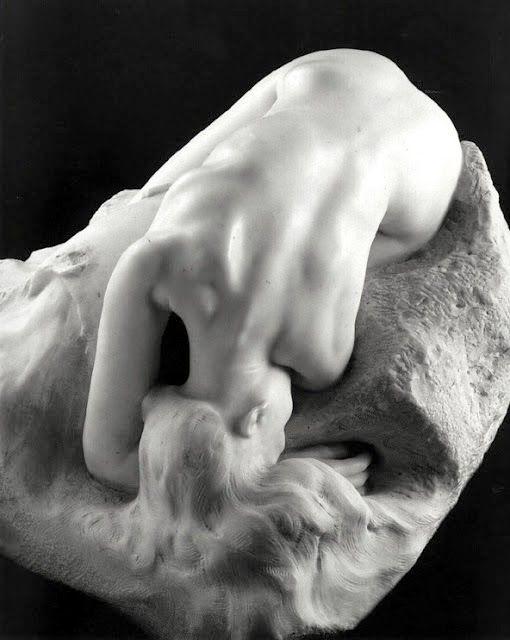 Γλυπτό του Ροντέν (1885) Μουσείο Ροντέν στο Παρίσι