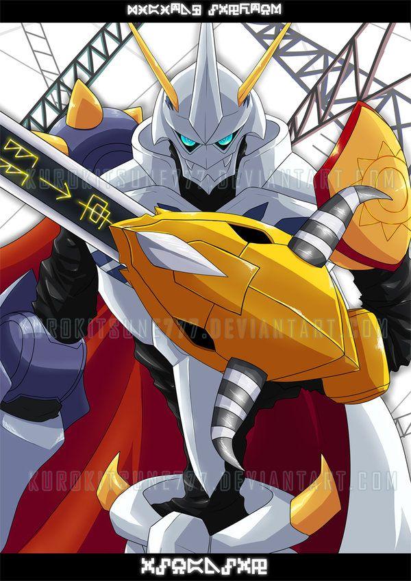 Omegamon by kurokitsune777.deviantart.com on @deviantART