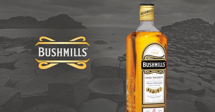 distillery - Bushmills Irish Whiskey