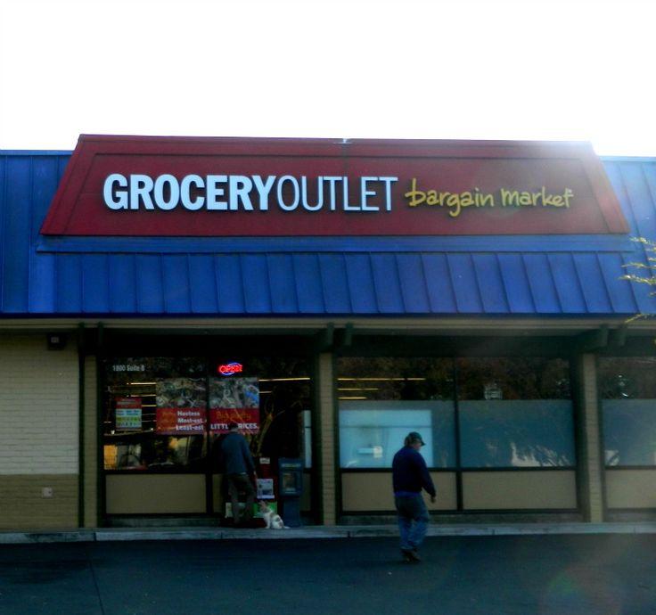 Grocery Outlet - 1800 E 8th Street Suite B Davis, CA 95616, (530) 757-4430 Store Hours: Sun. - Sat. 8 am - 9 pm