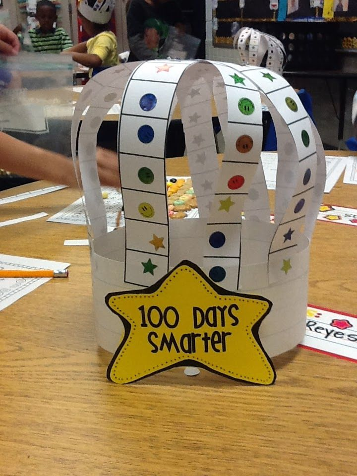 Keeping Up With The Kindergarteners Hooray for the 100th Day!