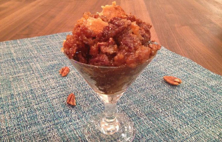 Slow Cooker Pecan Pie Cobbler - Holiday favorite, but you don't have to make it just for the Holidays!  YUM!  www.GetCrocked.com