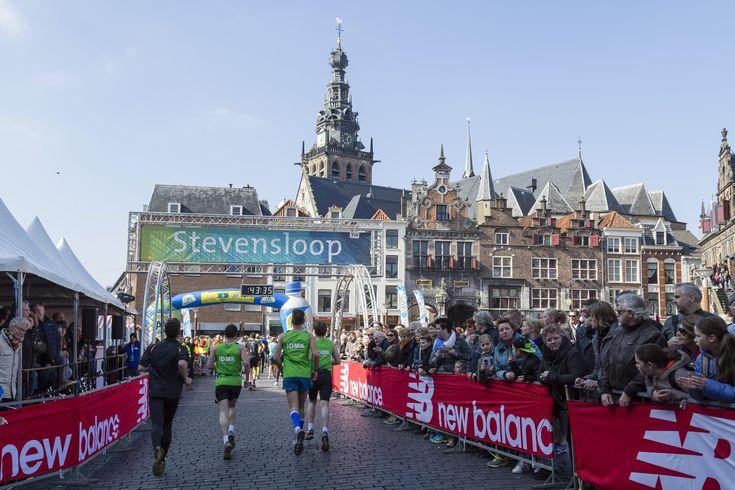 Butter en Van der Wielen favoriet voor Nederlandse titel bij Stevensloop