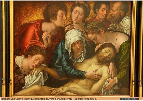 131015_Photos_Montage_03_Bernard_Van_Orley_1487_Page_1 Bernard van Orley, volets du Triptyque Haneton, Musées royaux des beaux-arts de Belgique, Bruxelles, représentant Philippe Hanneton, son épouse