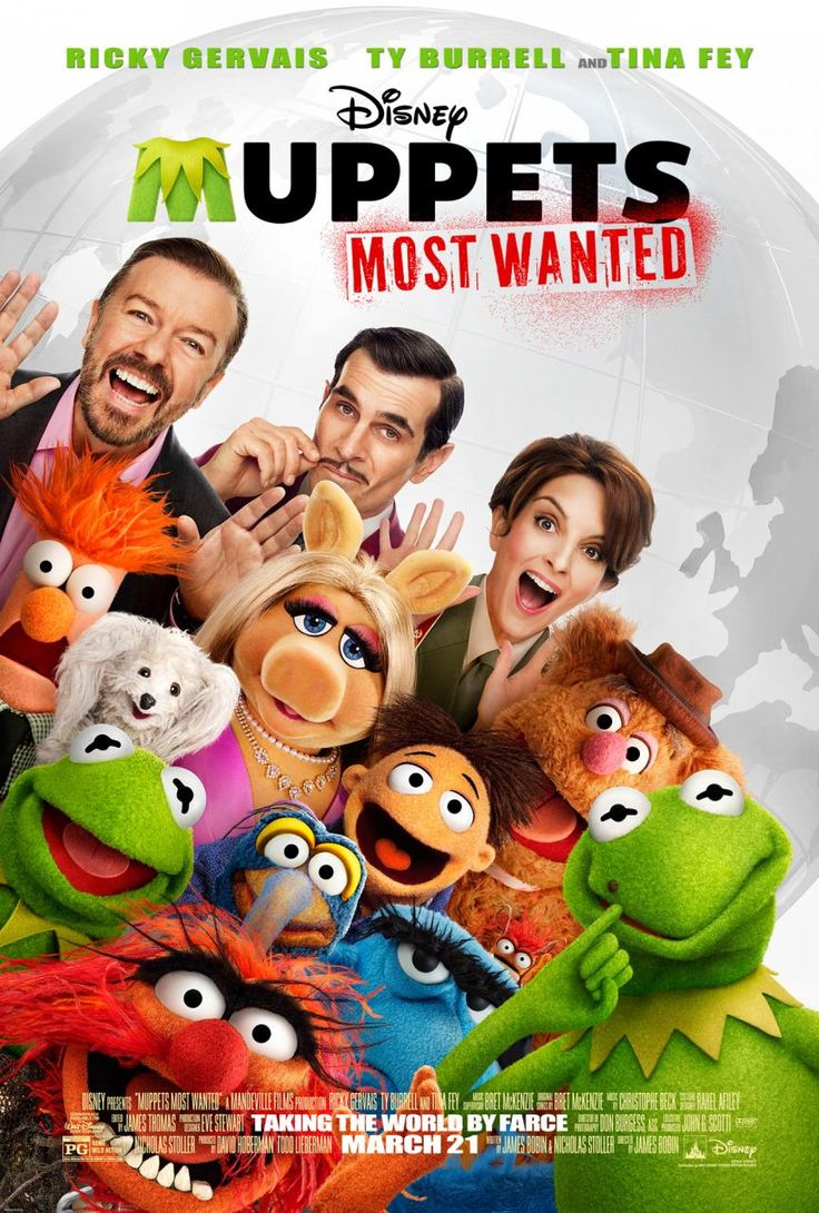 Lower Mainlanders..I have four tickets for a screening of Muppets Most Wanted