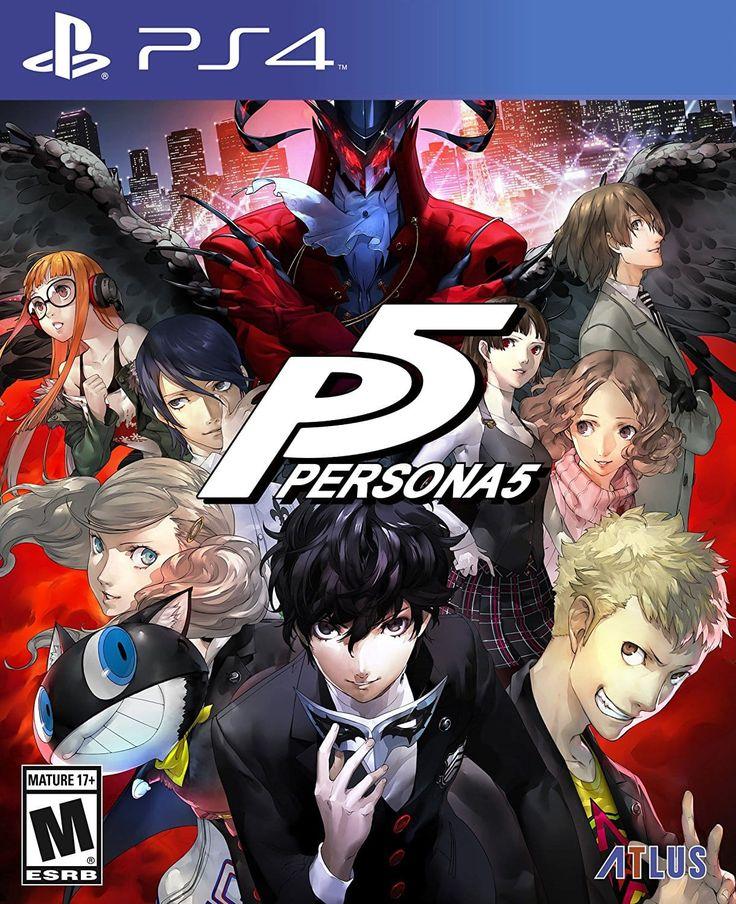 Persona 5 Black Friday & Cyber Monday Deals