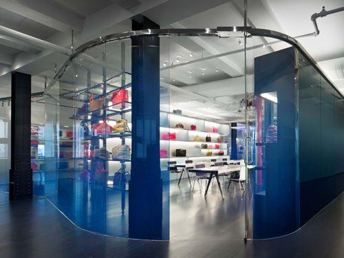 Marc by Marc Jacobs Showroom | Jaklitsch/Gardner Architects PC; HLW International