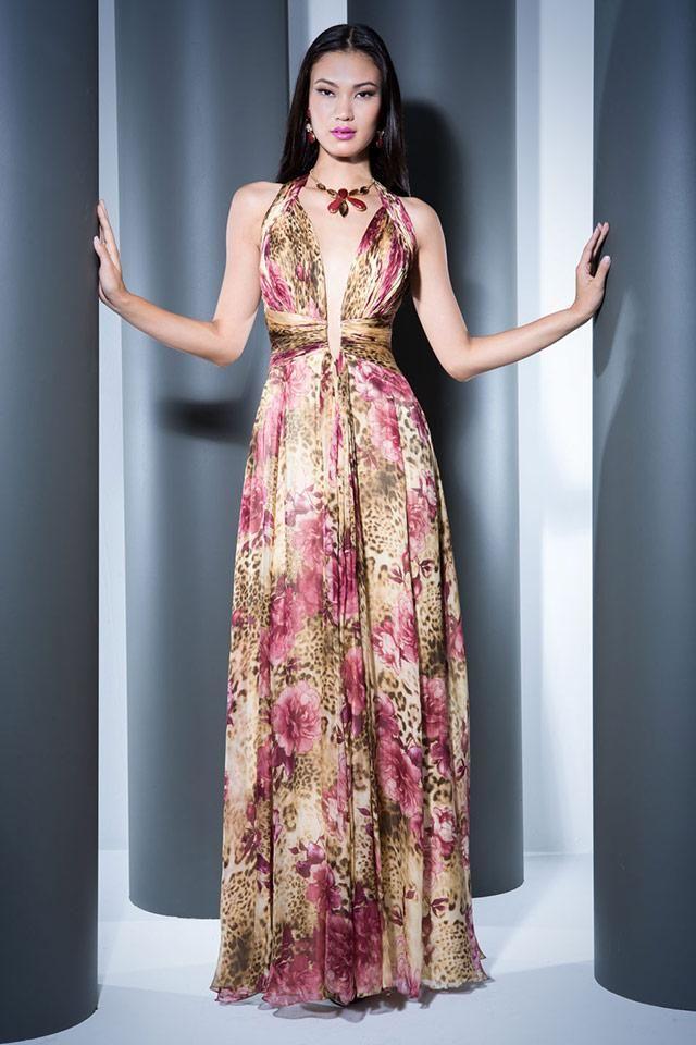 Confira as fotos da coleção Moda Festa | Arthur Caliman - Vestido de festa