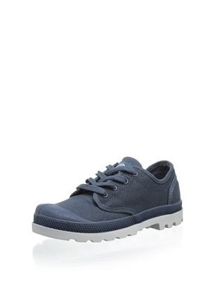 53% OFF Palladium Kid's Pampa Oxford (Indigo/Vapor)