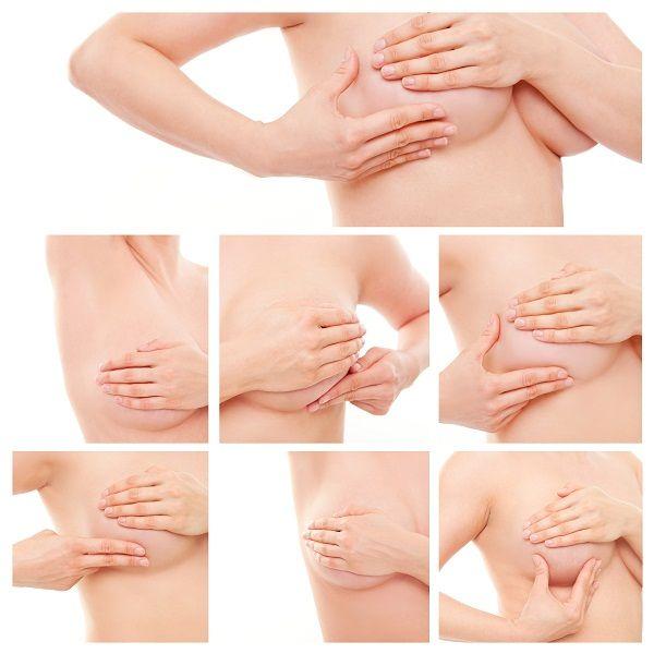 breast self-examination