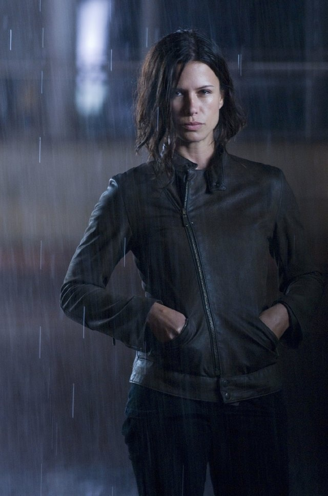 I had my hair cut like Rhona Mitra in Doomsday a few years ago & I think I want to do it again.