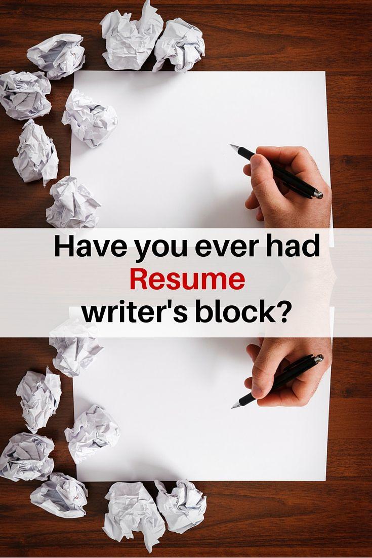 Resume writer wanted