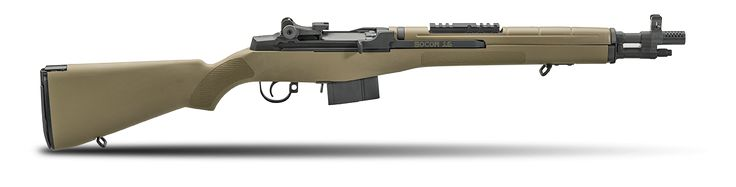 The SOCOM 16 tactical M1A™ is for sale at Springfield Armory® along with other tactical semi-automatic rifles available. Visit us online for more details.