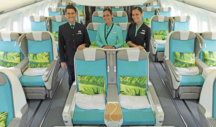 Air Tahiti Nui Award Space AA