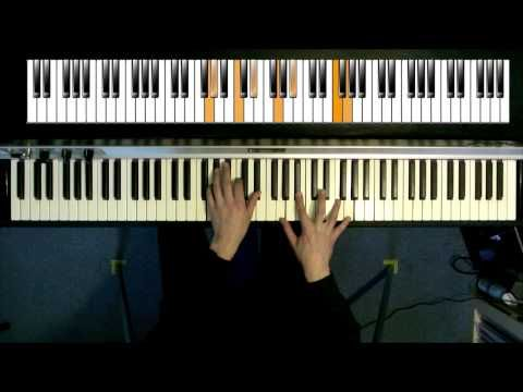 (43) How to play 'Butterfly' by Herbie Hancock on Fender Rhodes piano pt I - YouTube