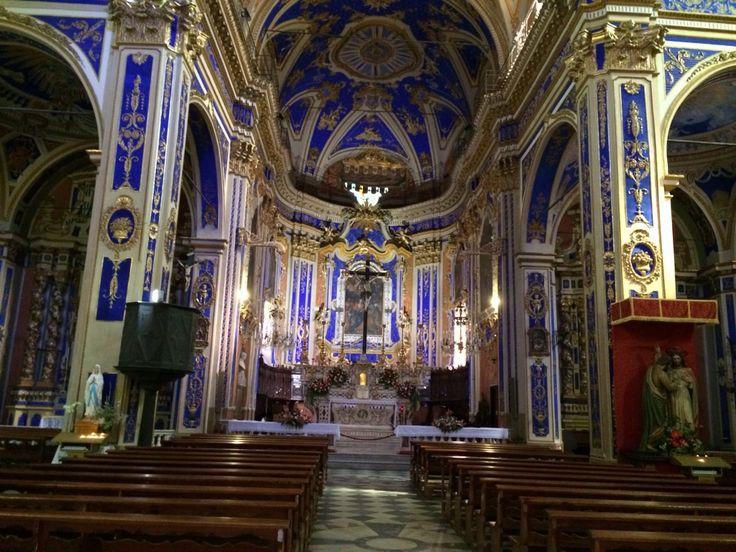 Church, Dolcedo