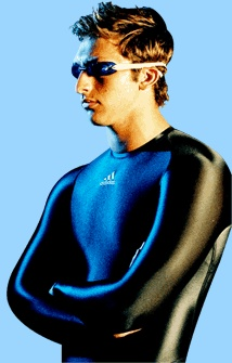 Ian Thorpe -- making a comeback! Can't wait to see what he can do this year