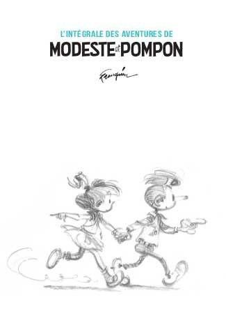 Modeste et Pompon - intégrale : Intégrale Modeste et Pompon - Le Lombard