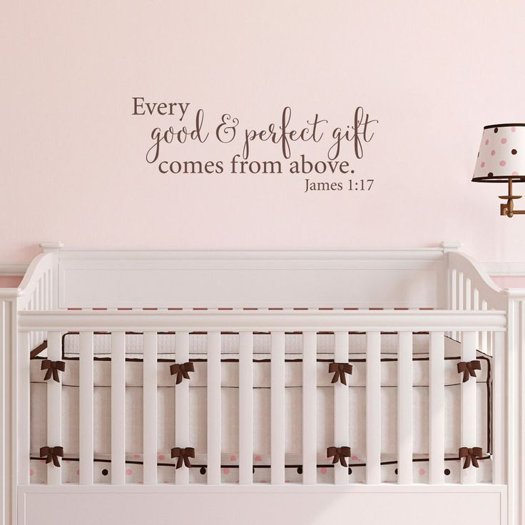 Wall Decal Quotes For Baby Nursery : Best nursery wall decals ideas on