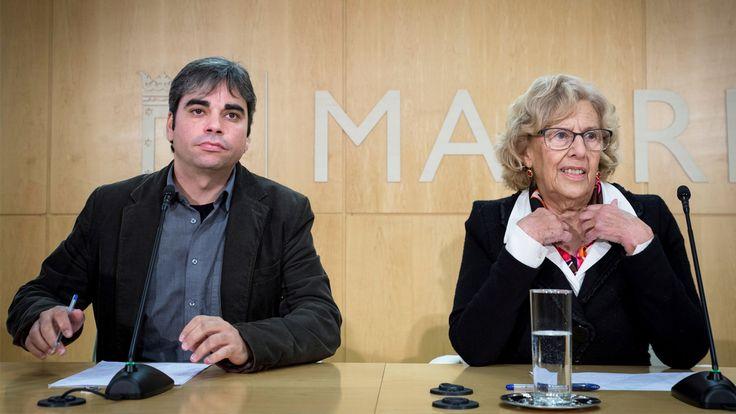 El nuevo concejal de Hacienda de Carmena quiere contar con la asesora en espionaje político de Chávez