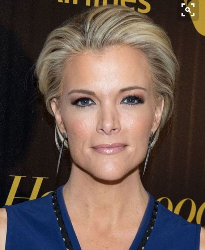 Megyn Kelly's hair color is amazing
