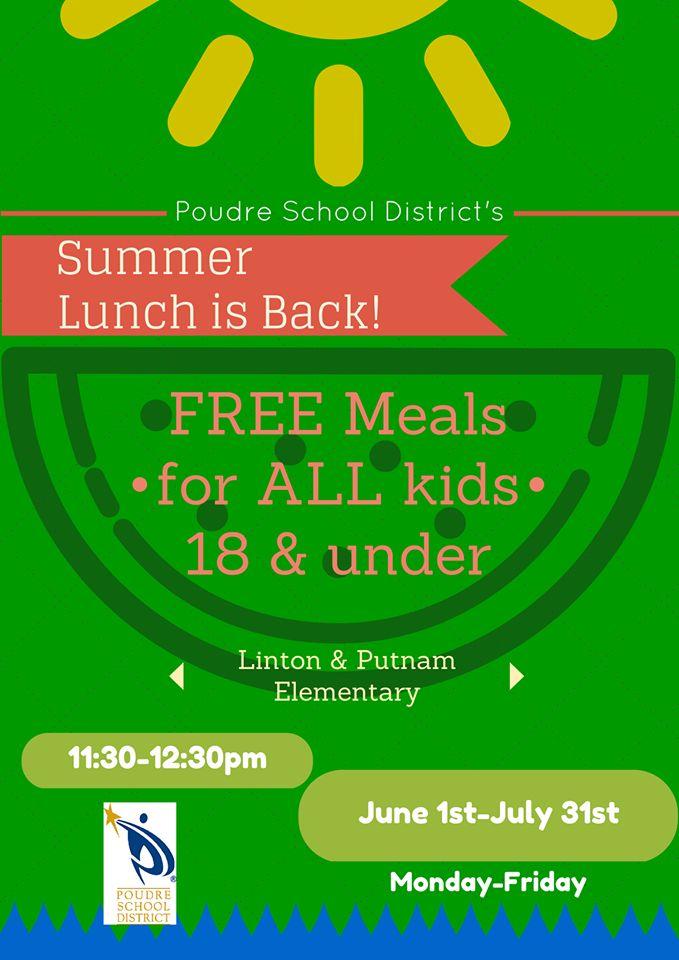 Poudre School District Food Service