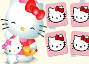 juego Hello Kitty Memory Match
