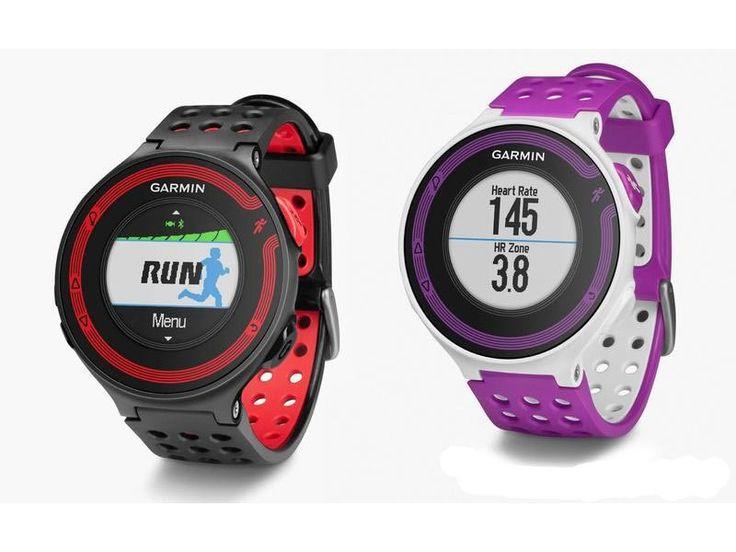 Garmin Forerunner 220 and 210 GPS Watch – A Brief ...